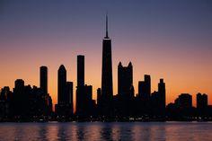 Chicago by Dara Pilugina
