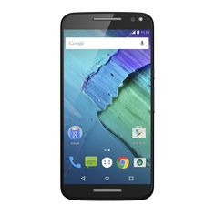 Moto X Pure Edition Unlocked Smartphone  16GB Black US Warranty XT1575 . $399.99. Stunning 5.7' Quad borderless display on a device that's extremely comfortable to hold and use. Hyper-intelligent 21 MP camera with enhanced focusing technology, zero shutter lag and a colon adjusting flash for the fastest capture and best images. All day battery life (30  hrs.) that can be turbo powered to give you 10 hours on a 15 min charge. Pure android experience with innovative Motorola enhancement…
