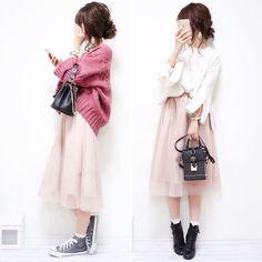 フォロワー125.4千人、フォロー中115人、投稿481件 ― *C'est Mignon*さん(@cestmignon_mau)のInstagramの写真と動画をチェックしよう Korea Fashion, Japan Fashion, Kawaii Fashion, Cute Fashion, Daily Fashion, Fashion Outfits, Colourful Outfits, Girly Outfits, Modest Outfits