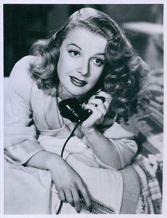 Ann Sheridan - from Nora Prentiss.