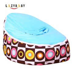 Cheap Bed For Kids Buy Quality Children Directly From China Portable Suppliers Levmoon Medium Circle Printing Bean Bag Chair