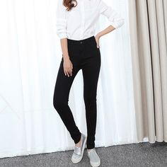 Like and Share if you want this  Plus Szie XL-5XL New Fashion 2016 Spring and Autumn  Women's Clothing Pencil Pants Ladies Feet Jeans Navy Blue Black Wz1359     Tag a friend who would love this!     FREE Shipping Worldwide     Get it here ---> https://worldoffashionandbeauty.com/plus-szie-xl-5xl-new-fashion-2016-spring-and-autumn-womens-clothing-pencil-pants-ladies-feet-jeans-navy-blue-black-wz1359/