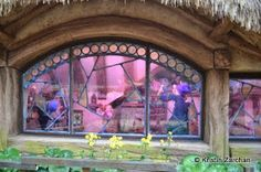 Seven Dwarfs Mine Train, Disney Rides, Disney Magic Kingdom, Walt Disney World