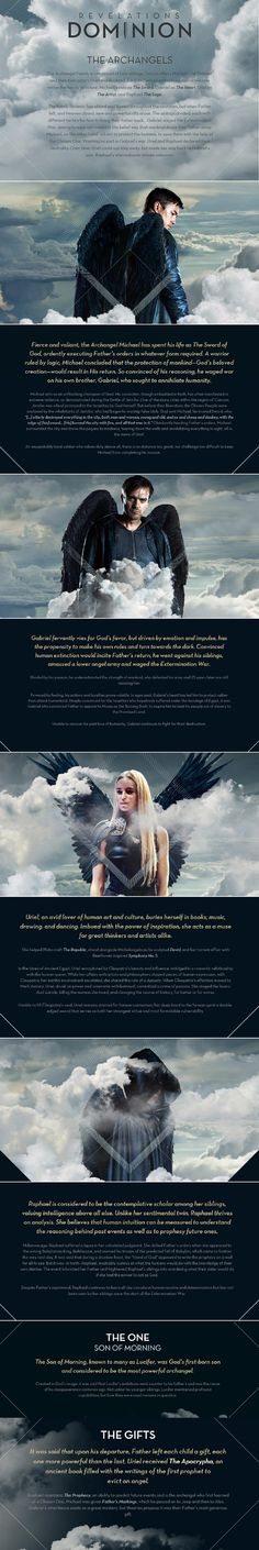 The Archangels of Dominion