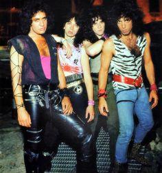 101 Best Kiss 1982 1984 Images Vinnie Vincent Eric Carr