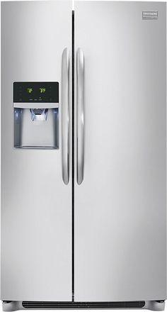 Samsung 245 Cu Ft SidebySide Refrigerator with ThrutheDoor