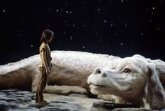 The dragon from the Neverending Story is still one of my favorite characters from my whole childhood