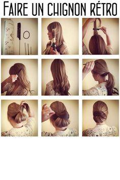15 tuto coiffures pour une rentrée bien peignée