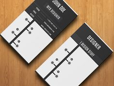 Business Card by Graphicsoulz