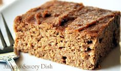 Amee's Savory Dish: Spice Cake.....Grain-Free and Delicious