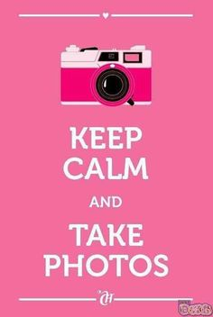 pin on and take photo's