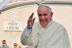 Pope Francis, Assisi, October 4, 2013