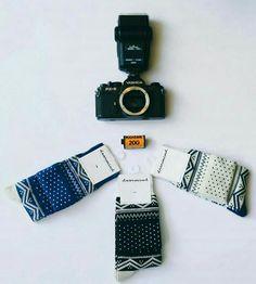 """Great picture bundle socks """"Norwegian Summer bundle """" of Doormind"""