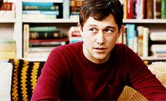 """✿ JOSEPH GORDON-LEVITT GIF HUNT. """" Under the cut are about 536 small/medium hq gifs of the wonderful JOSEPH GORDON-LEVITT. There should be absolutely no grey boxes/frozen gifs/repeats. None of these..."""