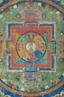 Thangka with Mandala Tibet, 18th Century