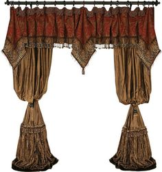 high end luxury curtains and window treatments by collection westbury ii