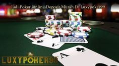 Luxypoker99 menyediakan sebuah permainan judi poker online dengan minimal deposit yang murah yang dapat anda mainkan di luxypoker99 dengan pelayanan terbaik.