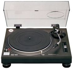 Technics SL-1210MK2 Turntable Black Panasonic http://www.amazon.com/dp/B0000C4GFF/ref=cm_sw_r_pi_dp_OWzxwb08PPBGA