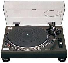 Technics SL-1210MK2 Turntable Black