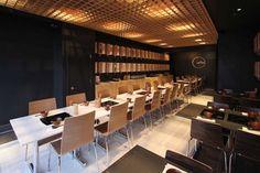 Nabe Restaurant by Alan Tse | Charles Chan Architectural Studio, San Francisco – California » Retail Design Blog