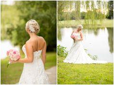 Outdoor bridal portraits | by http://www.amandahedgepethphotography.com   see more http://www.thebridelink.com/blog/2013/11/11/elegant-bridal-portraits/