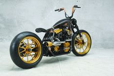 2009 - ROLAND SANDS DESIGN - Black Beauty, Modified Harley | Flickr - Photo Sharing!
