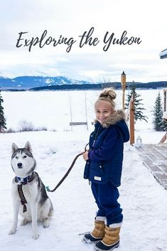 Explore the Yukon with the locals! Go snowshoeing, dog sledding and snowmobiling during the day to see the winter wonderland, and stay up all night aurora viewing. Backpacking Canada, Canada Travel, Family Adventure, Adventure Travel, Travel With Kids, Family Travel, Yukon Canada, Northern Canada, Travel