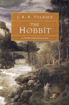 The Hobbit by J.R.R.Tolkien - the best fairytale ever written...