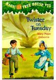 Twister on Tuesday (Magic Tree House, book 23) Crafts