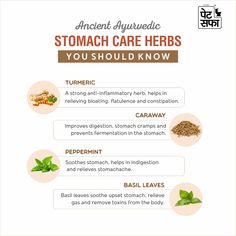 👉 here represents you a little about Ayurvedic herbs that can help in keeping stomach healthy and far away from issues like constipation, bloating and acidity. ➡️ Do try these herbs and also share the information with others. Cure For Constipation, Constipation Problem, Constipation Remedies, Ayurvedic Herbs, Ayurvedic Medicine, Anti Inflammatory Herbs, Relieve Bloating, Stomach Problems, Stomach Acid
