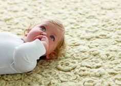 Flora Crocheted Rug. Pretty, pretty. #serenaandlily