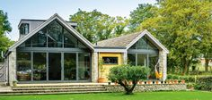 A 1970s bungalow is transformed thanks to a clever scheme of small extensions, external makeover and internal remodel