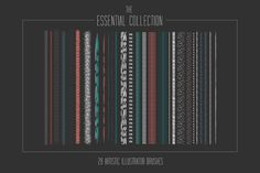 Download Essential Artistic Illustrator Brush Collection Add-ons by melrodicq. Subscribe to Envato Elements for unlimited Add-ons downloads for a single monthly fee. Subscribe and Download now!