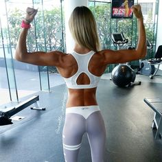 Workout Clothes for Women | #fitness #model. #exercise #yoga. #health #fitness #diet #fit #nike #abs #workout #weight | SHOP @ FitnessApparelExpress.com
