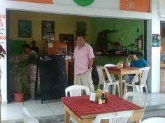 Los Tacos de Don Roger Rabbit  Gay friendly taco restaurant puerto morelos rivieria maya mexico