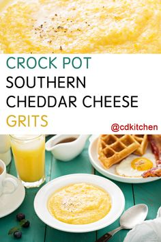 cheddar ham and white cheddar grits recipes dishmaps cheddar grits ...