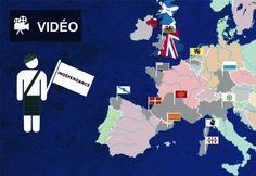 EN VIDÉO • Infographie animée : comprendre les indépendantistes européens