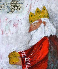 Billedresultat for three kings illustrations