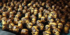 Despicable Me minions           there are a lot of minions