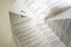 Restaurant Identity - Dragonfly by Trudi Hewitt, via Behance