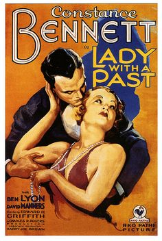 1932 movie poster.