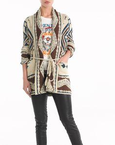 Chaqueta de mujer Denim & Supply Ralph Lauren - Mujer - Chaquetas de punto y Jerseys - El Corte Inglés - Moda
