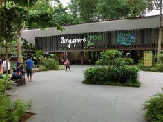 Singapore zoo and river safari