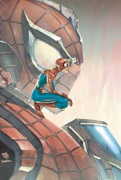 Marvel & Transformers 01