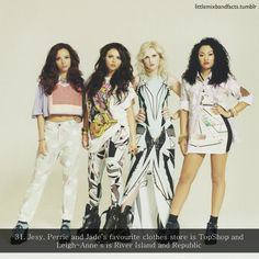 little mix facts