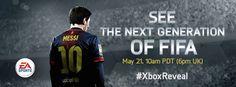 Präsentation von FIFA 14 für Next-Gen-Konsolen auf dem Xbox Event? Wäre ein Hammer :)