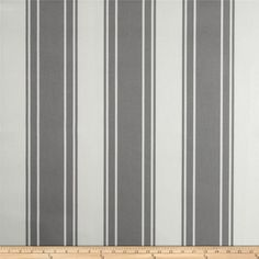Largo Acrylic Indoor/Outdoor Coastline Slate from @fabricdotcom  This outdoor fabric is perfect for outdoor settings and indoors in sunny rooms. It is fade resistant up to 1,000 hours of direct sun exposure. These fabrics meet the rugged demands of outdoor living; they are stain and water resistant. $25.49