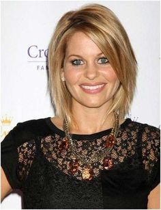 Candace Cameron Short Hair