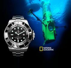 Rolex DeepSea Challenge