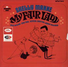 Shelly Manne - My Fair Lady (Vinyl, LP, Album) at Discogs